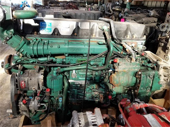 USED 2011 VOLVO D13 COMPLETE ENGINE TRUCK PARTS #1133