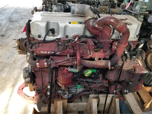 USED 2009 MACK MP7 COMPLETE ENGINE TRUCK PARTS #1136