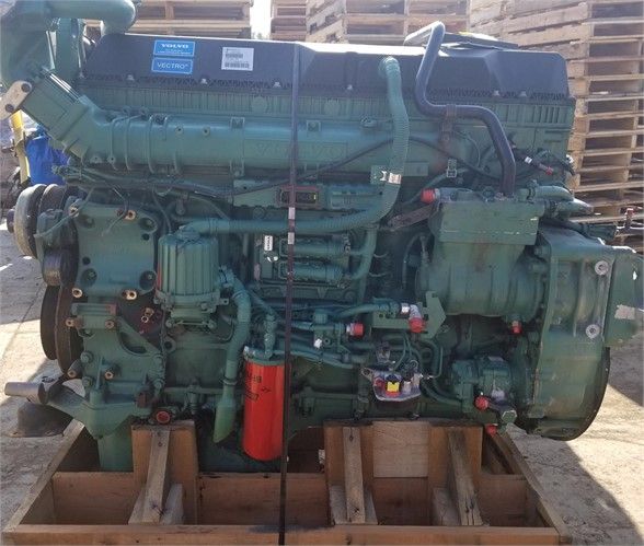 USED 2016 VOLVO D13 COMPLETE ENGINE TRUCK PARTS #1156