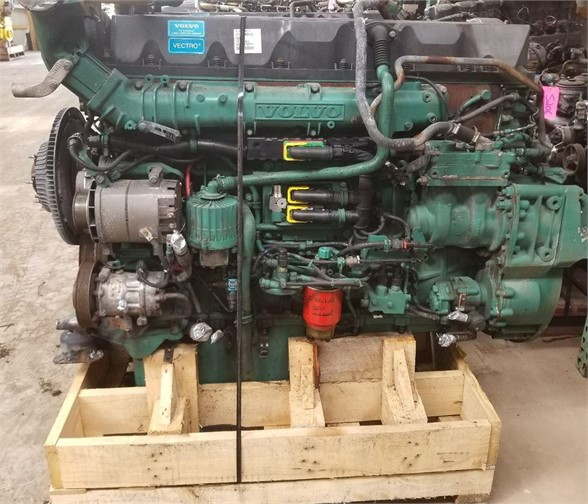 USED 2009 VOLVO D13 COMPLETE ENGINE TRUCK PARTS #1160