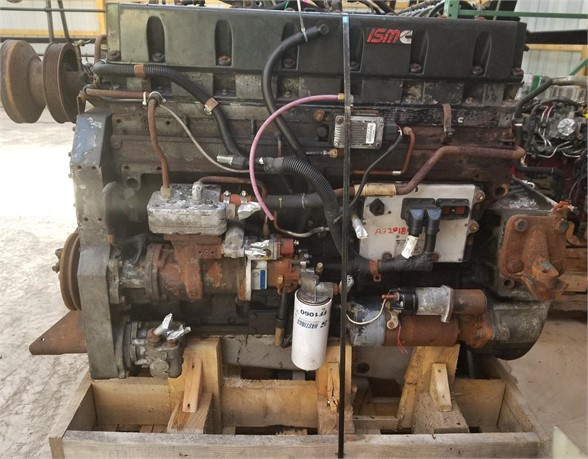 USED 2005 CUMMINS ISM COMPLETE ENGINE TRUCK PARTS #1164