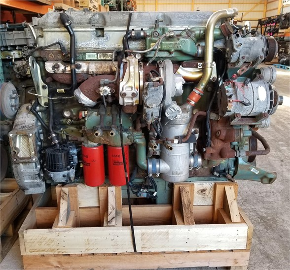 USED 2008 DETROIT SERIES 60 14.0 DDEC VI COMPLETE ENGINE TRUCK PARTS #1168