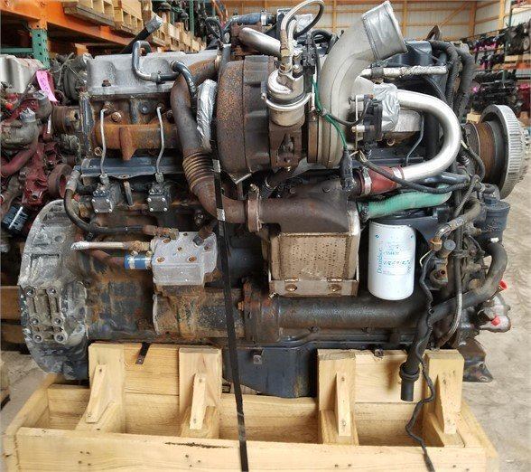 USED 2006 MACK AC460 COMPLETE ENGINE TRUCK PARTS #1593