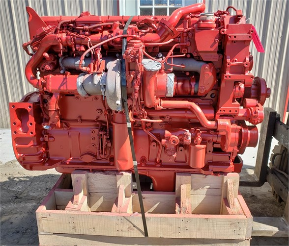 USED 2013 CUMMINS ISX15 COMPLETE ENGINE TRUCK PARTS #1603