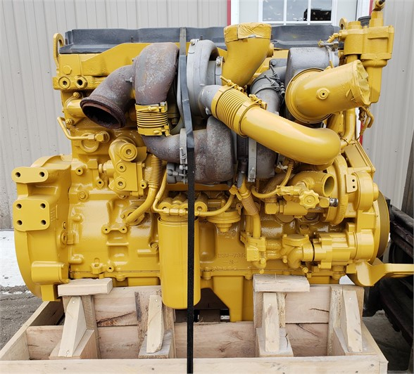 USED 2006 CATERPILLAR C13 ACERT COMPLETE ENGINE TRUCK PARTS #1626