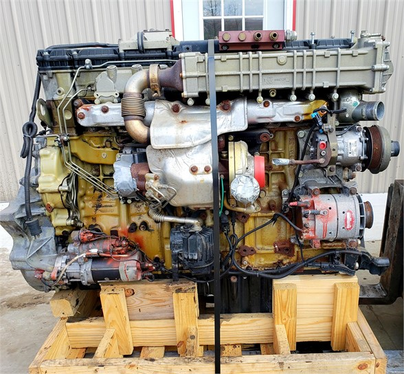 USED 2009 DETROIT DD13 COMPLETE ENGINE TRUCK PARTS #1632