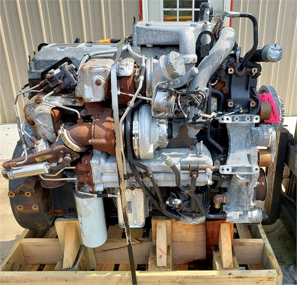 USED 2012 INTERNATIONAL MAXXFORCE DT COMPLETE ENGINE TRUCK PARTS #1634