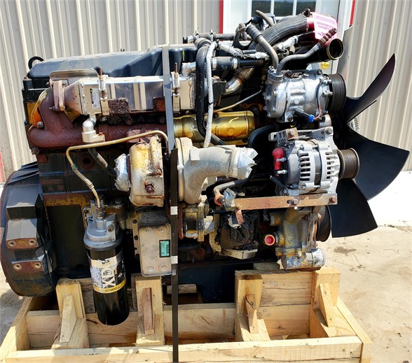 USED 2008 INTERNATIONAL MAXXFORCE DT COMPLETE ENGINE TRUCK PARTS #1635