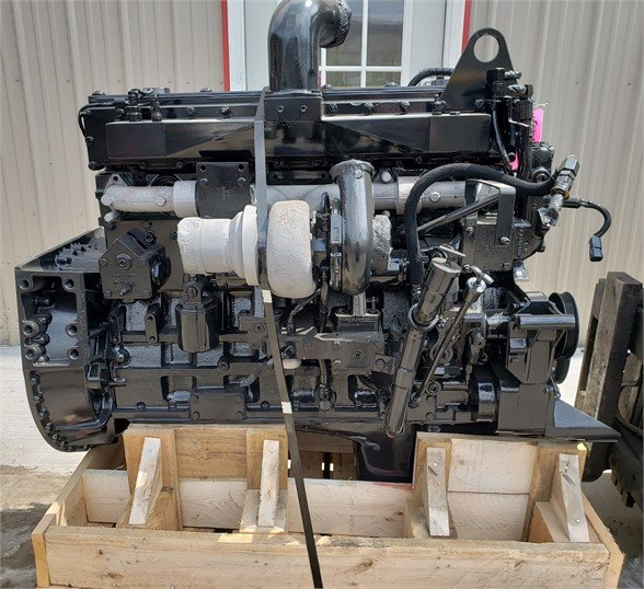 USED 1995 CUMMINS M11 CELECT COMPLETE ENGINE TRUCK PARTS #1645