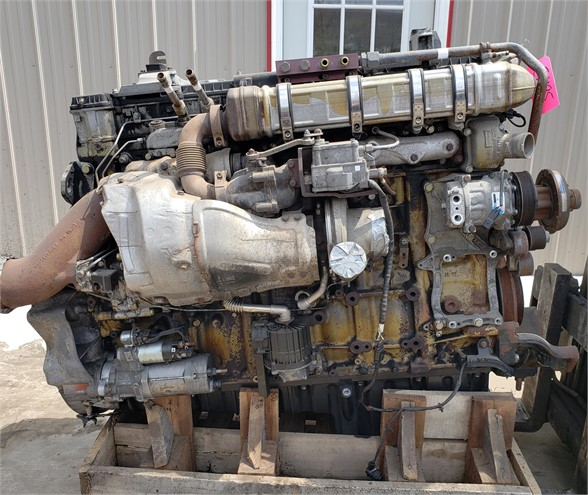 2009 DETROIT DD15 ENGINE ASSEMBLY TRUCK PARTS #631743