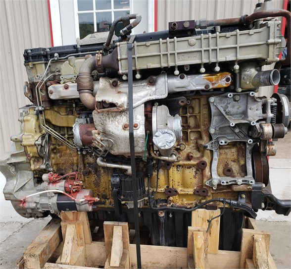 USED 2009 DETROIT DD13 COMPLETE ENGINE TRUCK PARTS #1657