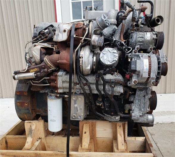 USED 2012 INTERNATIONAL MAXXFORCE DT COMPLETE ENGINE TRUCK PARTS #1659