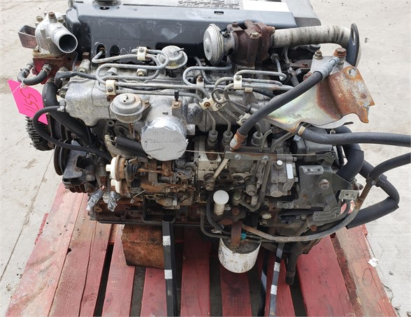USED 2003 ISUZU 4HE1XS COMPLETE ENGINE TRUCK PARTS #1663