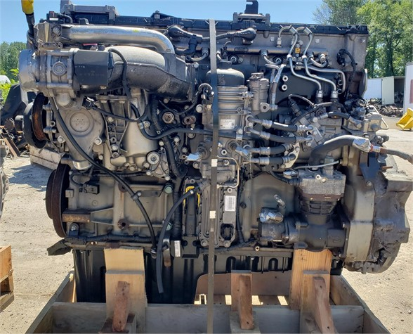 USED 2014 DETROIT DD13 COMPLETE ENGINE TRUCK PARTS #1684
