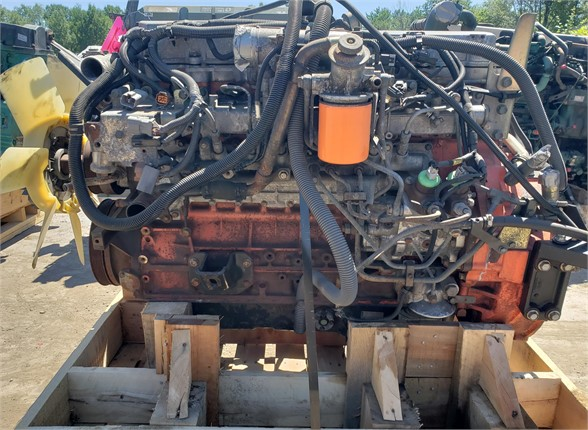 USED 2003 ISUZU 6HK1X COMPLETE ENGINE TRUCK PARTS #1691