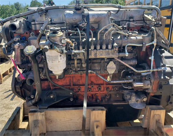 USED 2005 ISUZU 6HK1X COMPLETE ENGINE TRUCK PARTS #1692