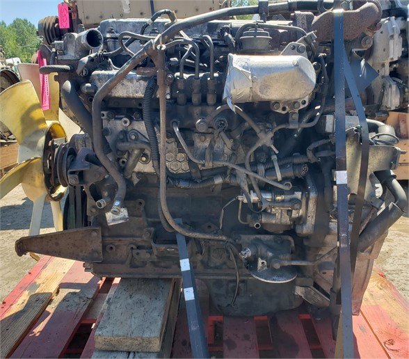 USED 2005 ISUZU 4HK1TC COMPLETE ENGINE TRUCK PARTS #1693