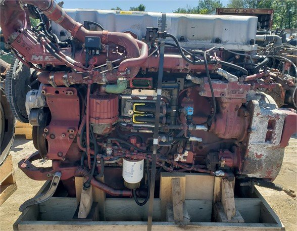 USED 2008 MACK MP7-395C COMPLETE ENGINE TRUCK PARTS #1694