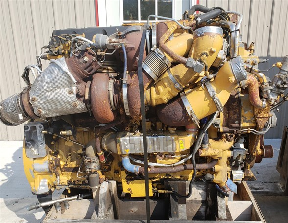 USED 2008 CATERPILLAR C15 COMPLETE ENGINE TRUCK PARTS #1700