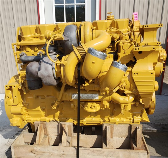 USED 2005 CATERPILLAR C15 COMPLETE ENGINE TRUCK PARTS #1703