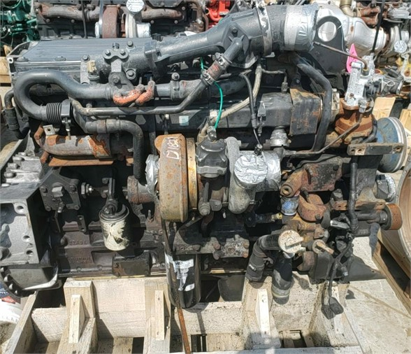 USED 2005 CUMMINS ISM COMPLETE ENGINE TRUCK PARTS #1706