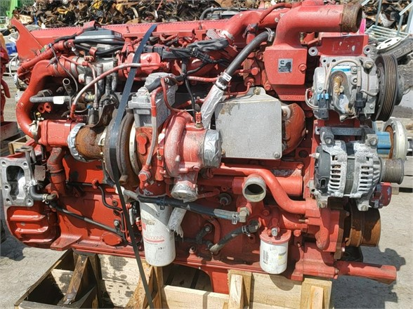 USED 2012 CUMMINS ISX15 COMPLETE ENGINE TRUCK ENGINE #1707