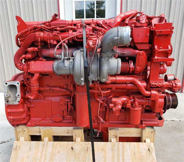 USED 2012 CUMMINS ISX15 COMPLETE ENGINE TRUCK ENGINE #1710