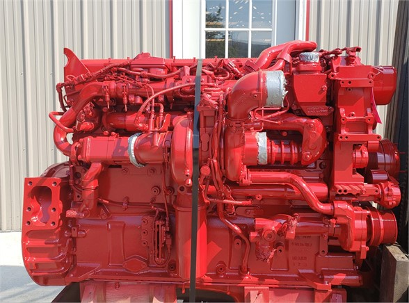 USED 2015 CUMMINS ISX15 COMPLETE ENGINE TRUCK ENGINE #1711