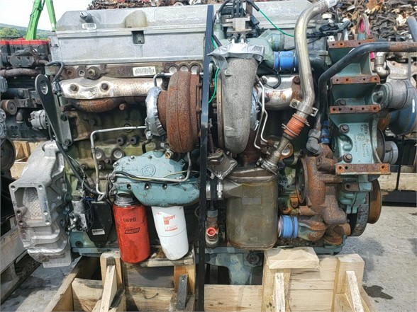 USED 2006 DETROIT SERIES 60 12.7 COMPLETE ENGINE TRUCK ENGINE #1716