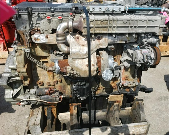 USED 2014 DETROIT DD13 COMPLETE ENGINE TRUCK PARTS #1718