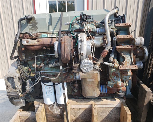 USED 2005 DETROIT SERIES 60 COMPLETE ENGINE TRUCK PARTS #1723