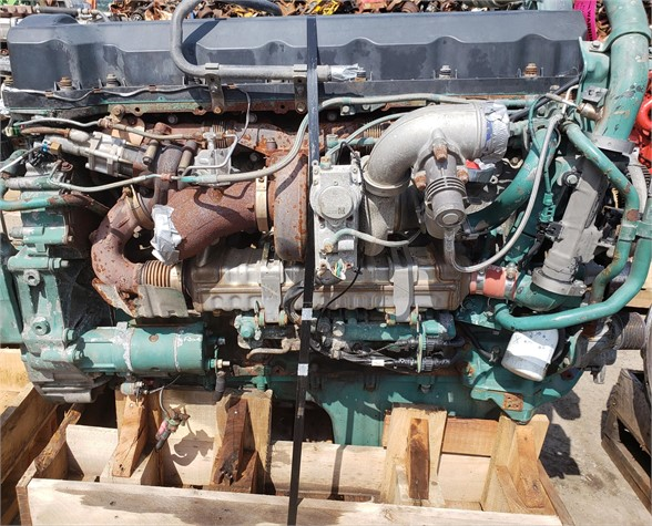 USED 2009 VOLVO D13 COMPLETE ENGINE TRUCK PARTS #1727