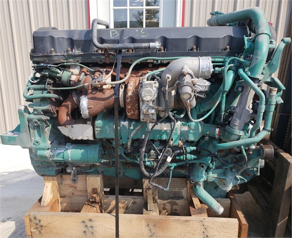 2011 VOLVO D13H Complete Engine #1