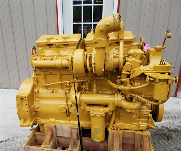 USED 1994 CATERPILLAR 3406B COMPLETE ENGINE TRUCK ENGINE #1732