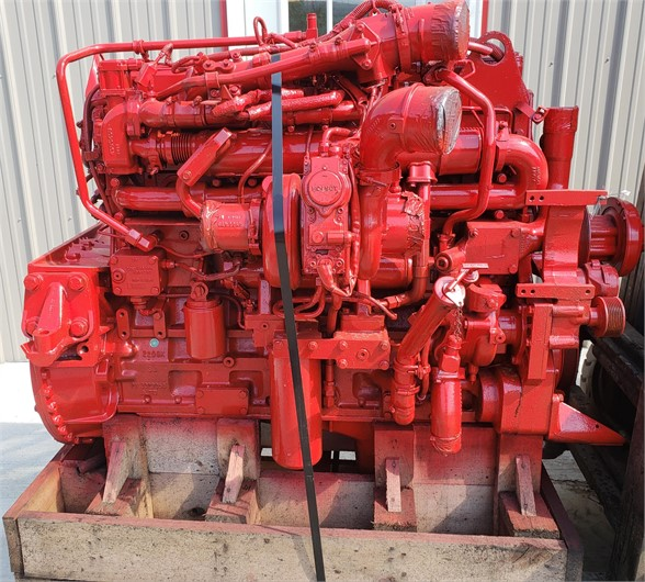 USED 2009 CUMMINS ISM COMPLETE ENGINE TRUCK PARTS #1734