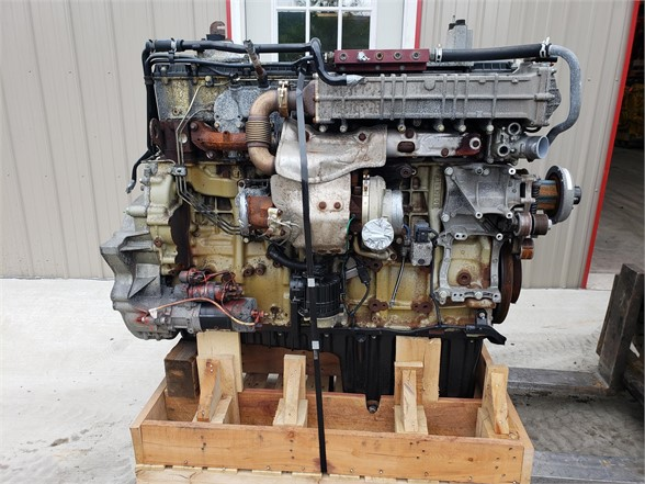 USED 2013 DETROIT DD13 COMPLETE ENGINE TRUCK PARTS #1746