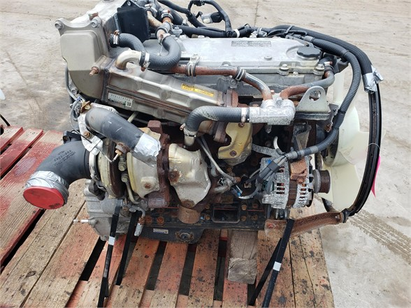 2010 ISUZU 4HK1TC Complete Engine #1
