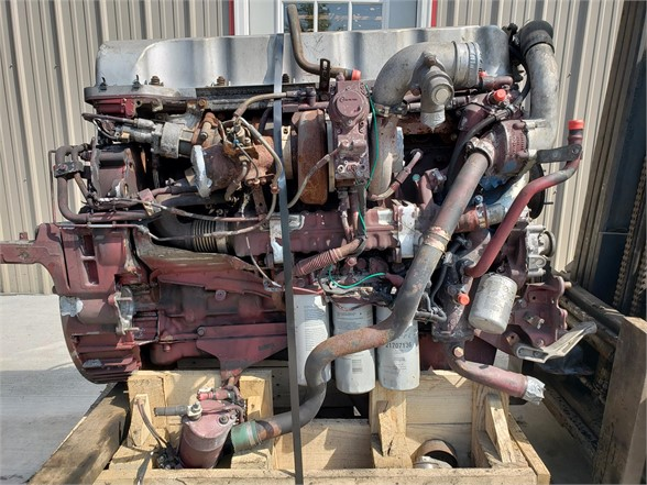 USED 2008 MACK MP7-345C COMPLETE ENGINE TRUCK PARTS #1754