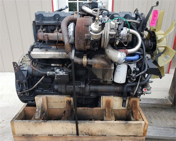 USED 2004 MACK AC427 COMPLETE ENGINE TRUCK PARTS #1756
