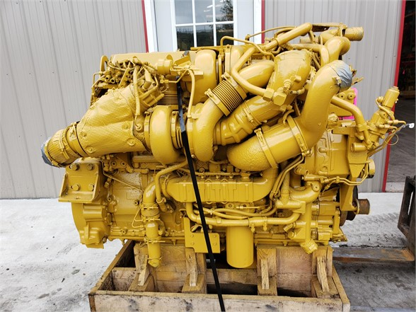 USED 2008 CATERPILLAR C15 COMPLETE ENGINE TRUCK PARTS #1765