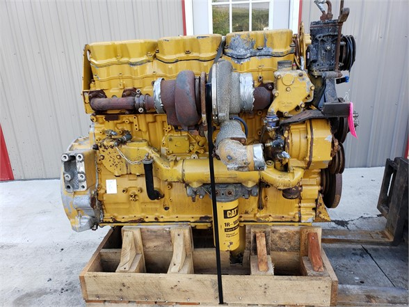 USED 2000 CATERPILLAR C15 COMPLETE ENGINE TRUCK PARTS #1768