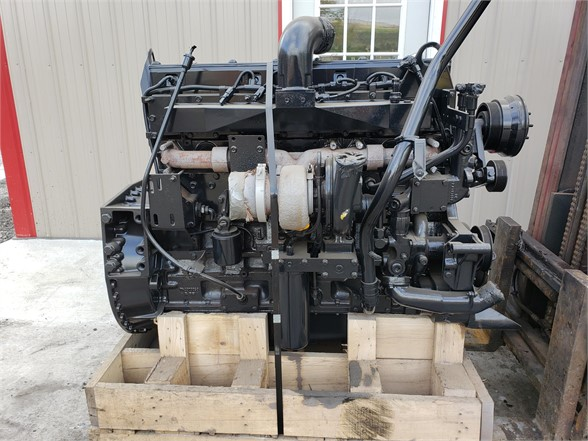 USED 2002 CUMMINS ISM COMPLETE ENGINE TRUCK PARTS #1775