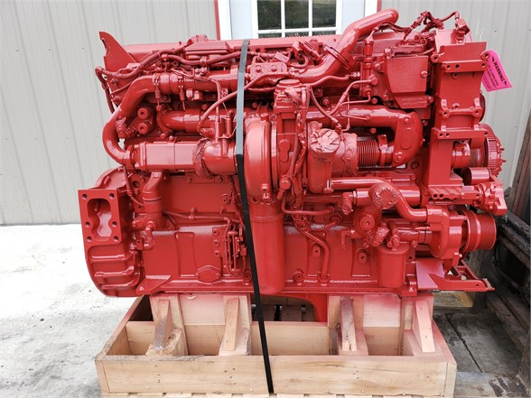 USED 2013 CUMMINS ISX15 COMPLETE ENGINE TRUCK PARTS #1778