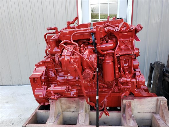 USED 2011 CUMMINS ISB6.7 COMPLETE ENGINE TRUCK PARTS #1780