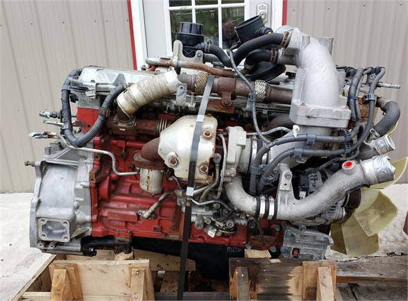 USED 2011 HINO J08E-VC COMPLETE ENGINE TRUCK PARTS #1788