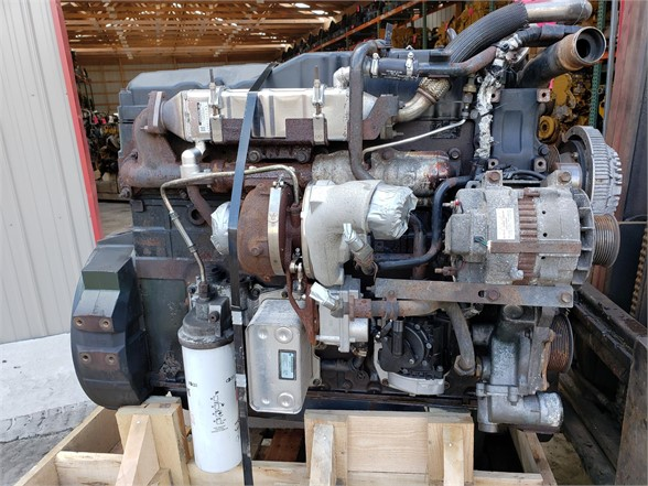 2007 INTERNATIONAL MAXXFORCE 10 Complete Engine #1