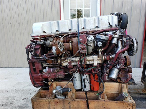 USED 2009 MACK MP7-395C COMPLETE ENGINE TRUCK PARTS #1792