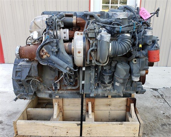 USED 2011 PACCAR MX-13 COMPLETE ENGINE TRUCK ENGINE #1794