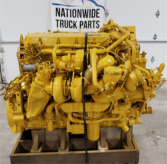 USED 2008 CATERPILLAR C15 COMPLETE ENGINE TRUCK PARTS #1800