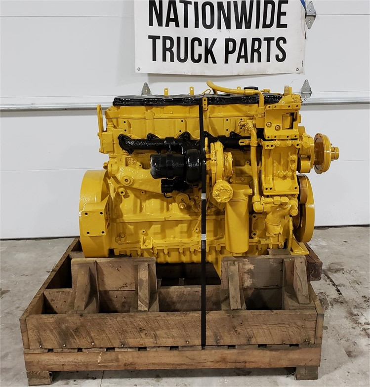 USED 2005 CATERPILLAR C7 COMPLETE ENGINE TRUCK PARTS #1805